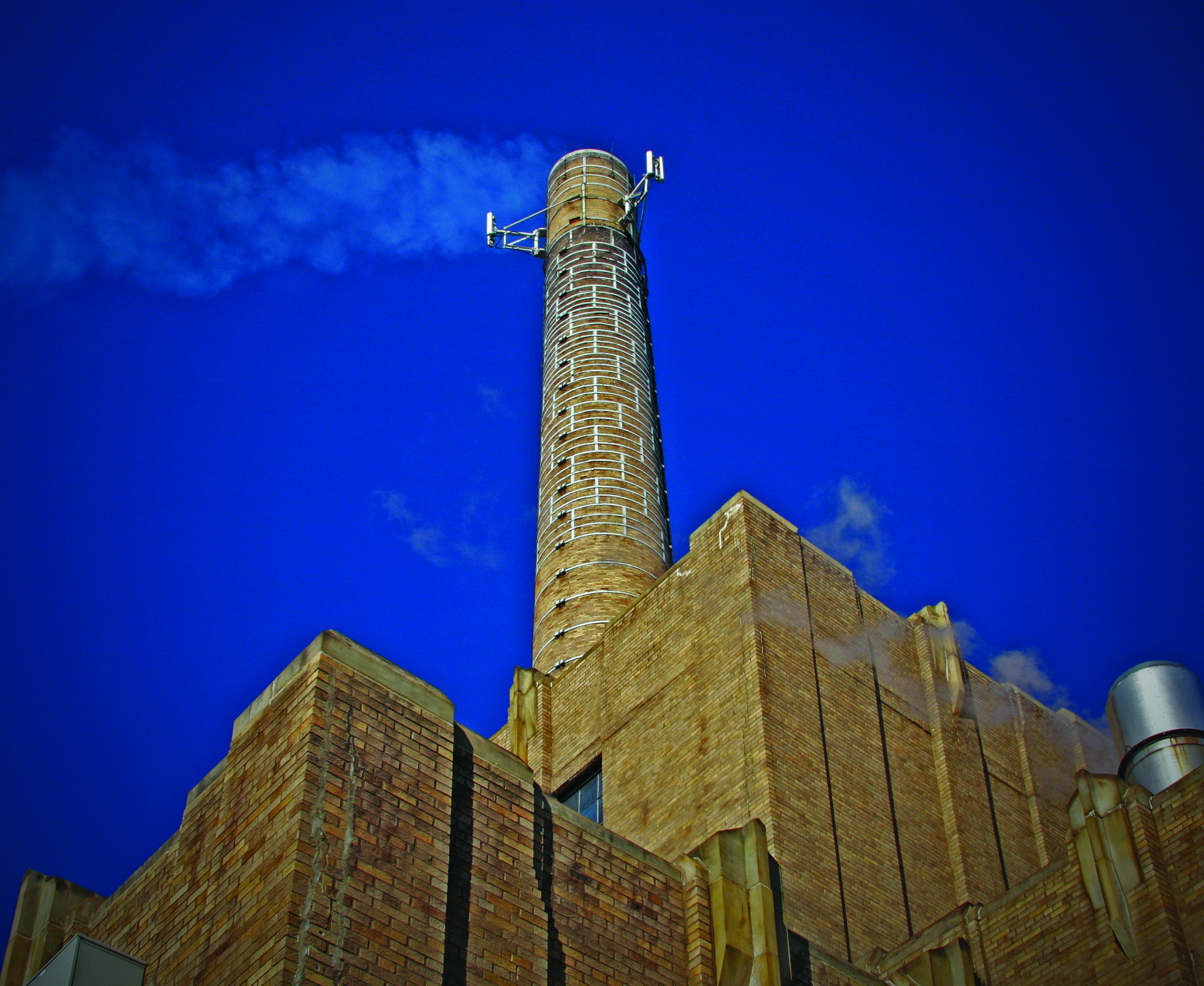 College coal plant fuels sustainability debate on campus