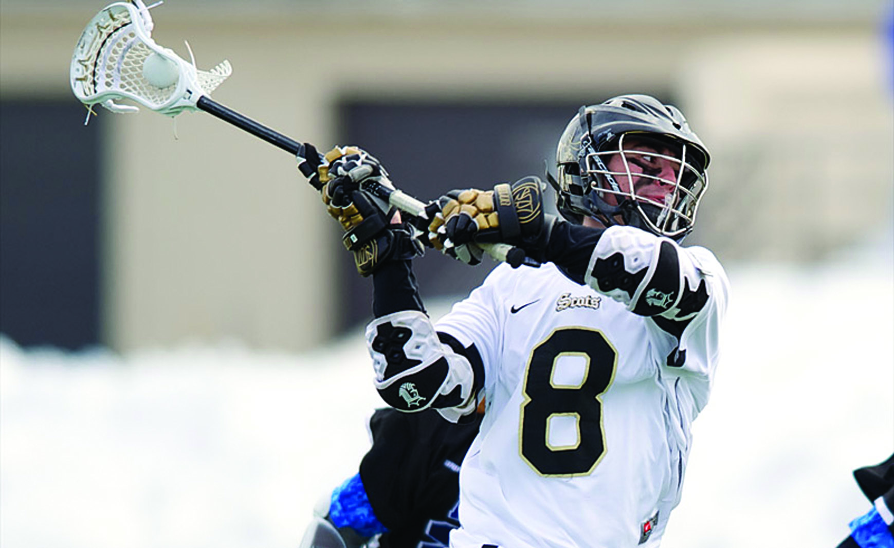Lacrosse gets back on track with win over DePauw