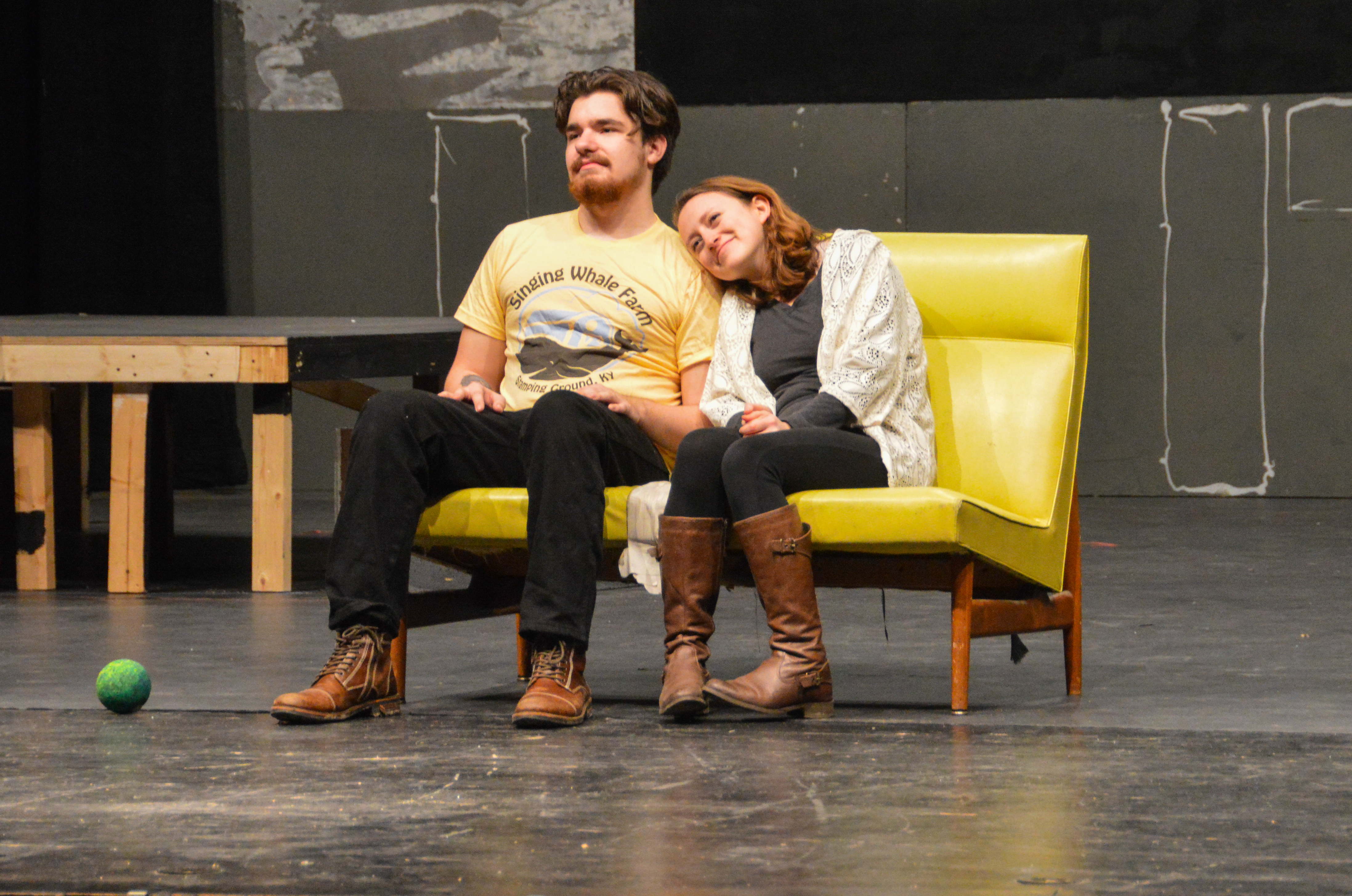 Find love, uncertainty in spring play Almost, Maine