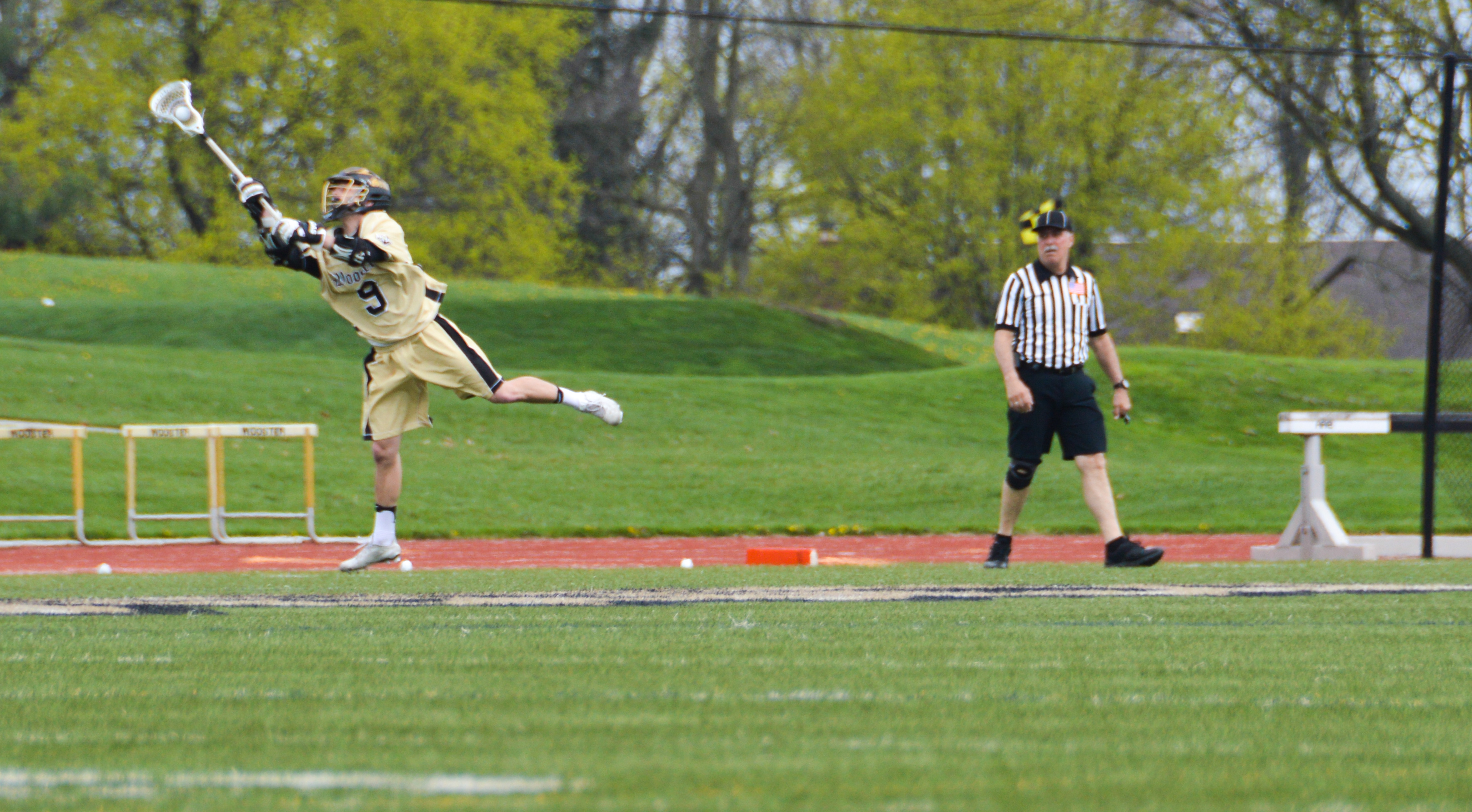 Lacrosse teams come up short against conference rival ...