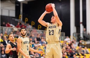 Men's basketball starts season off strong