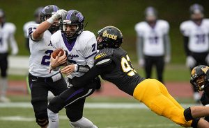Scots football wrecks Kenyon to reach third straight win