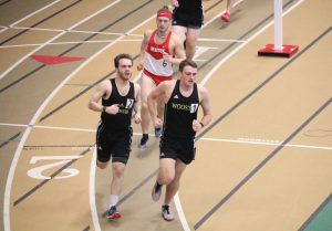 Track and field victorious in Fighting Scots Invite