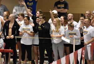 Wooster Swimming ends season with a splash
