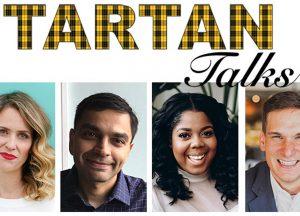 Wooster alumni present at the Tartan Talks