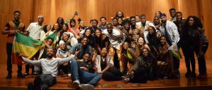 Ubuntu artistically celebrates African cultures