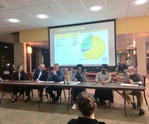 LWC holds panel for campus community