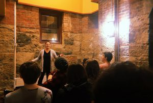 The Moth experience is formed by unique student stories